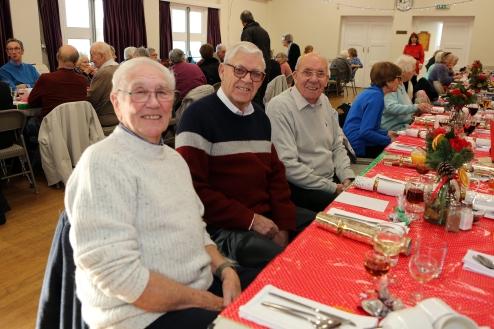 BSI Welbeloved Christmas Lunch-07